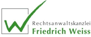 (Deutsch) Rechtsanwaltskanzelei Friedrich Weiss